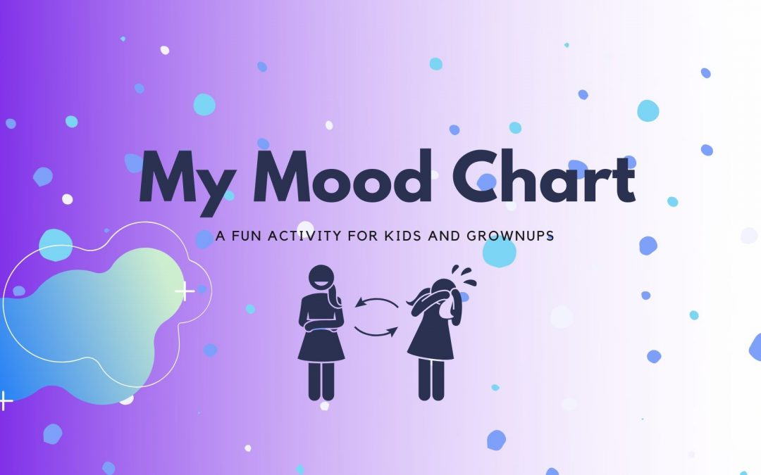 A Month of Moods – Activity Chart