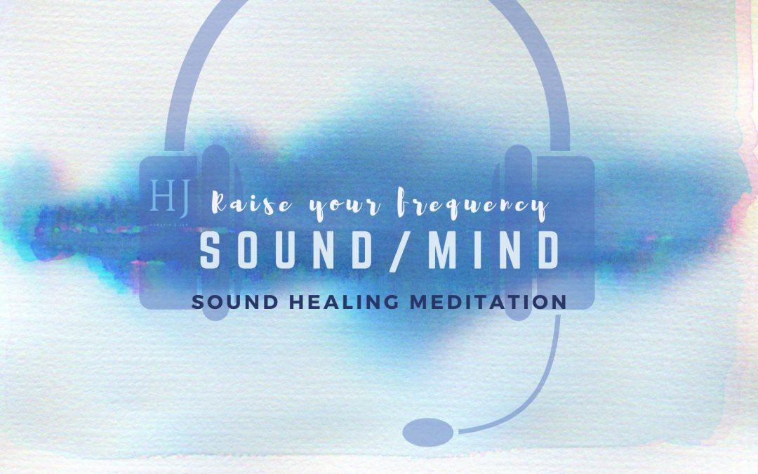 Sound/Mind – A sound healing activity