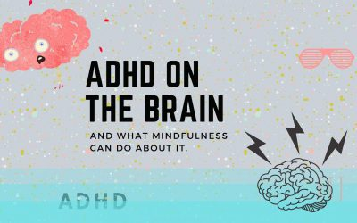 ADHD on The Brain & What Mindfulness Can Do To Change It