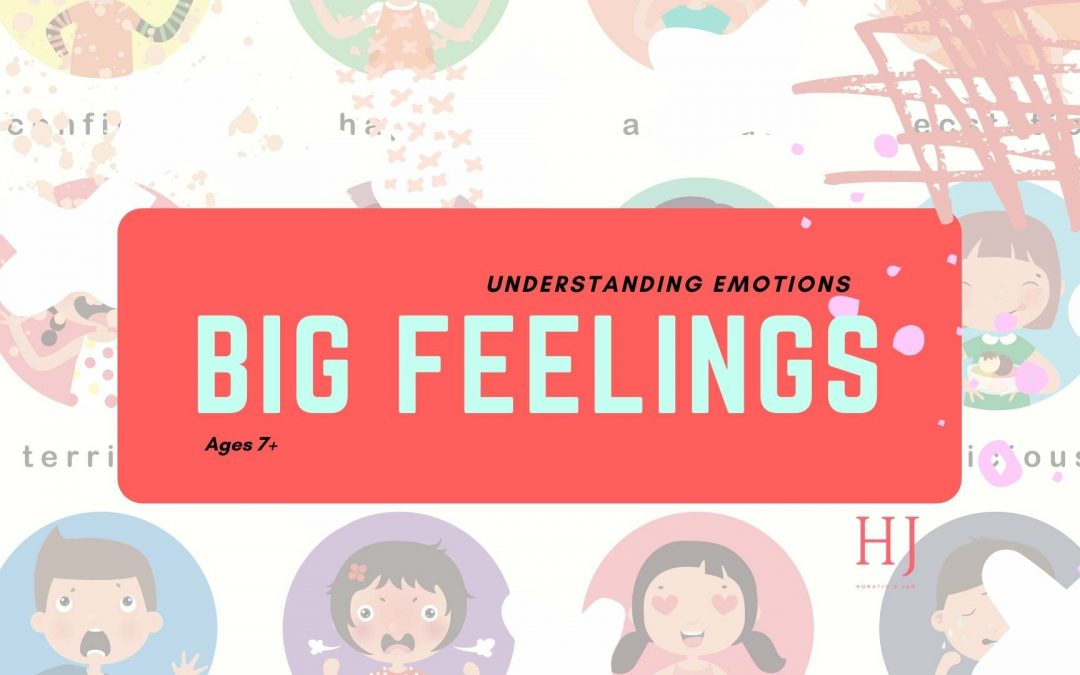 Big Feelings – Understanding Emotions