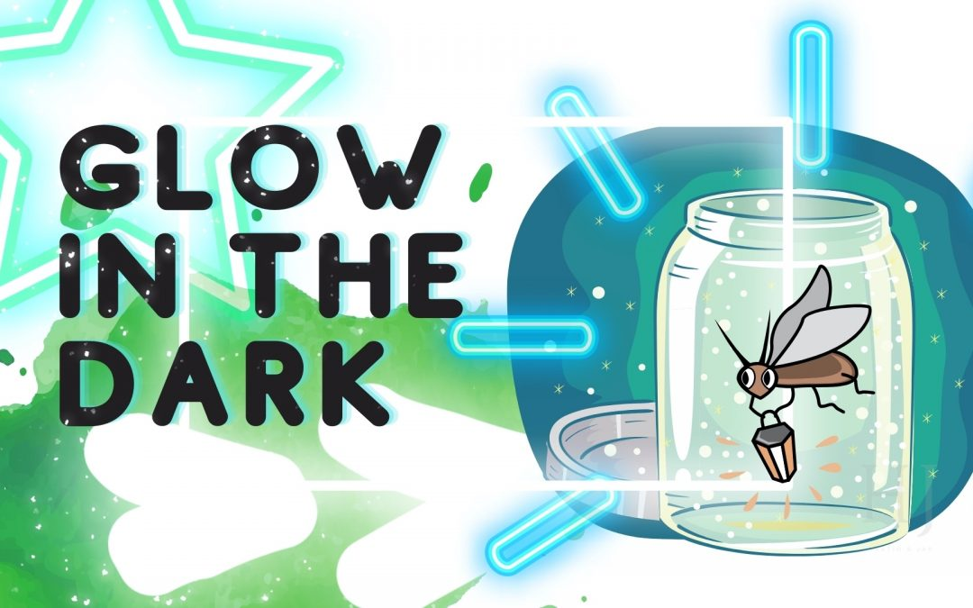 Glow In The Dark – Little Creatures that Light Up The Night